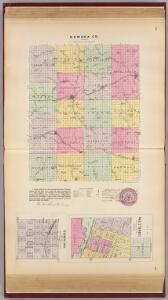Nemaha Co., Wetmore and Corning, Kansas.