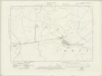 Wiltshire XLV.SE - OS Six-Inch Map