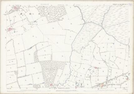 Yorkshire CCVIII.6 (includes: Everingham; Holme Upon Spalding Moor; Seaton Ross) - 25 Inch Map