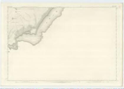 Inverness-shire (Mainland), Sheet CLVIII - OS 6 Inch map