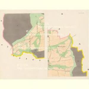 Mrzitsch - c4880-1-001 - Kaiserpflichtexemplar der Landkarten des stabilen Katasters