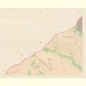 Serowitz - c9451-1-002 - Kaiserpflichtexemplar der Landkarten des stabilen Katasters
