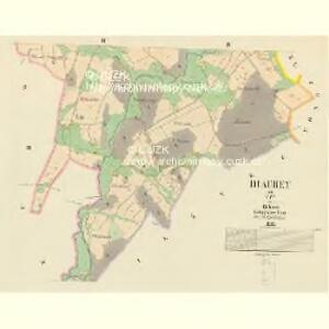Dlauhey - c1140-1-002 - Kaiserpflichtexemplar der Landkarten des stabilen Katasters