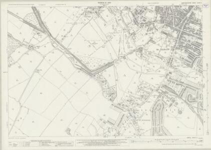 Hertfordshire XXXIV.11 (includes: St Albans; St Michael Rural) - 25 Inch Map