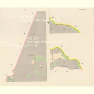 Ritschka (Rička) - c6717-1-002 - Kaiserpflichtexemplar der Landkarten des stabilen Katasters