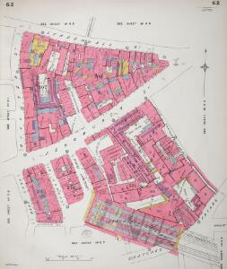 Insurance Plan of City of London Vol. III: sheet 62