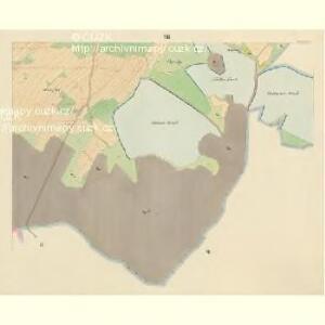 Domanin - c1424-1-007 - Kaiserpflichtexemplar der Landkarten des stabilen Katasters