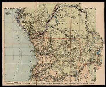 Spezial - karte von AfricaSekt. Congo (7)