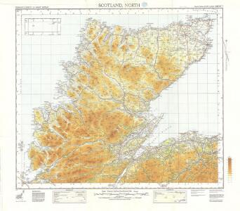 Ordnance Survey of Great Britain, Scotland