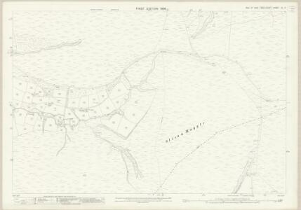Isle of Man VII.14 - 25 Inch Map