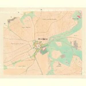 Pleschnitz - c5829-1-003 - Kaiserpflichtexemplar der Landkarten des stabilen Katasters