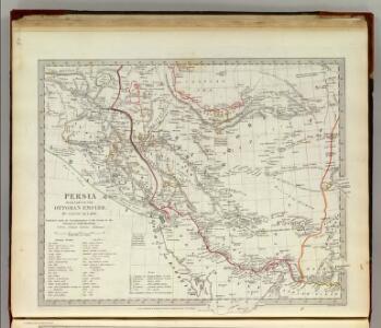 Persia, Ottoman Empire.