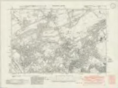 Gloucestershire LXXI.NE - OS Six-Inch Map
