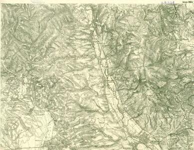 III. vojenské mapování 4664/1