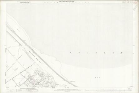 Cheshire XXIII.15 (includes: Ellesmere Port) - 25 Inch Map