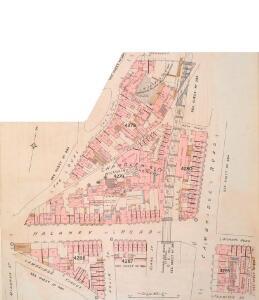 Insurance Plan of London Vol. xi: sheet 385-2