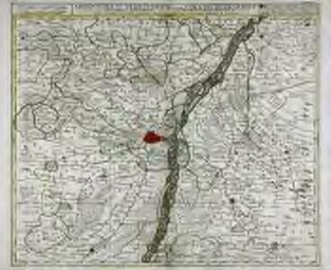 Argentorati territorium, vulgo Strasburger Gebiet