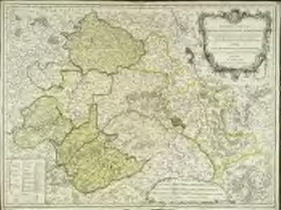 Nouvelle carte du gouvernement general d'Orleanois