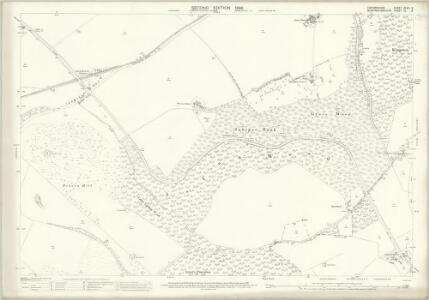 Oxfordshire XLVII.8 (includes: Aston Rowant; Lewknor; Stokenchurch) - 25 Inch Map
