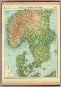 Southern Scandinavia & Denmark.