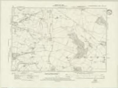 Gloucestershire XXVII.NW - OS Six-Inch Map