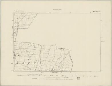Nottinghamshire XXVI.SW - OS Six-Inch Map