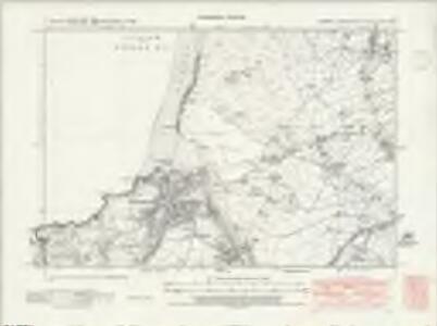 Cornwall XLVII.NE & XLVIII.NW - OS Six-Inch Map