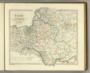 Polen und Litthauen unter den Jagjellonen 1386-1572.