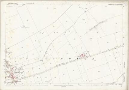 Yorkshire CCIX.7 (includes: Market Weighton; Newbald; Sancton) - 25 Inch Map
