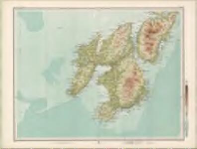 Islay - Bartholomew's 'Survey Atlas of Scotland'