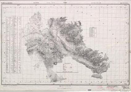 Oman, Maps MOD MDR Misc 12418