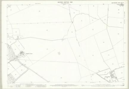 Bedfordshire XXIX.15 (includes: Dunstable; Houghton Regis; Luton; Toddington) - 25 Inch Map