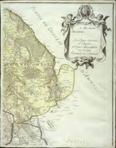 Carte particuliere du diocese de Rouen, 3