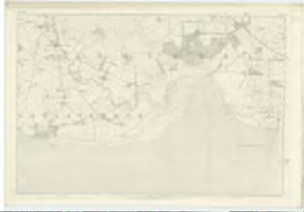 Dumfriesshire, Sheet LXI - OS 6 Inch map