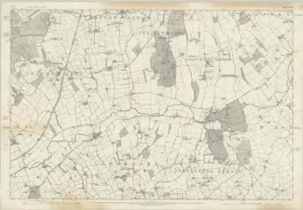 Essex LVIII - OS Six-Inch Map
