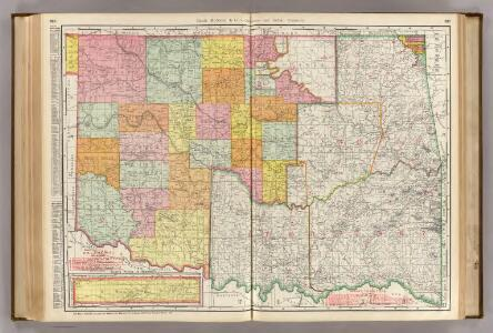 Oklahoma and Indian Territory.