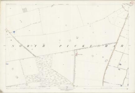 Norfolk LIX.15 (includes: North Pickenham; Sporle With Palgrave; Swaffham) - 25 Inch Map