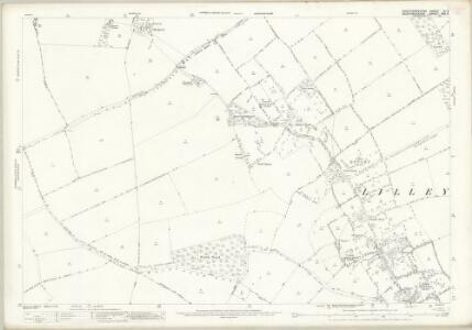 Hertfordshire XI.6 (includes: Barton in The Clay; Hexton; Lilley; Streatley) - 25 Inch Map