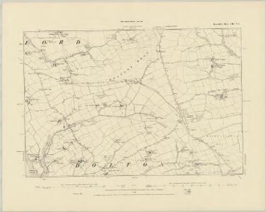 Devonshire XLI.NW - OS Six-Inch Map