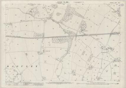Cheshire XVIII.4 (includes: Manchester) - 25 Inch Map