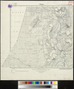 Meßtischblatt 1514. 1515 : Dörpen, 1934