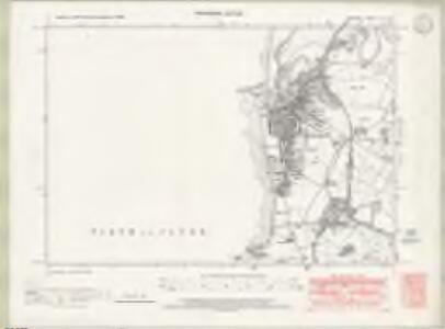Ayrshire Sheet LV.NE - OS 6 Inch map
