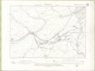Lanarkshire Sheet XLI.NE - OS 6 Inch map