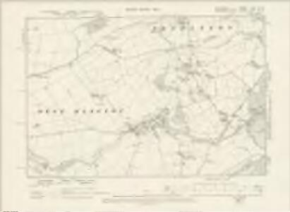 Wiltshire XIX.NW - OS Six-Inch Map