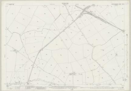 Buckinghamshire XXVII.4 (includes: Quainton; Waddesdon; Westcott) - 25 Inch Map