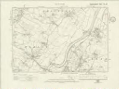 Gloucestershire XVIII.NE - OS Six-Inch Map