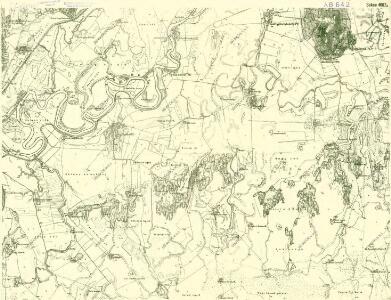 III. vojenské mapování 4667/4