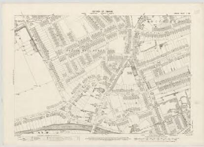 London Town Map.London Iii 53 Os London Town Plan
