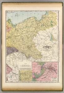 Germany, E. sheet.