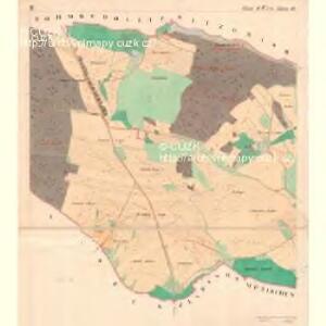 Wölking - m0481-2-002 - Kaiserpflichtexemplar der Landkarten des stabilen Katasters